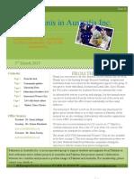 Pakistanis in Australia Vol 3 Issue 05 2013