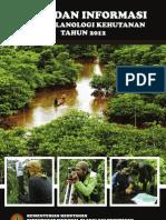 Buku Data Dan Informasi Planologi 2012