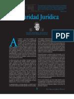Contenido Corte Suprema Revista No 21