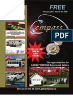 Compass Magazine Feb 26th, 2009 Saskatchewan