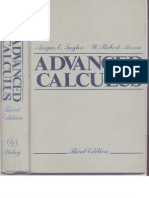Advanced Calculus - Taylor