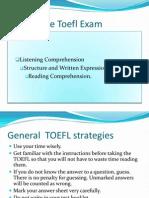 Tips for TOEFL Grammar