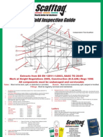 123907456 Scaffolding Inspection Guide