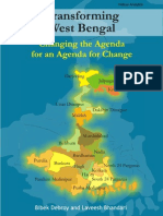 Transforming West Bengal - An Indicus Whitepaper