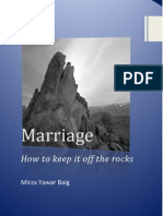 Marriage - making it and living it.
