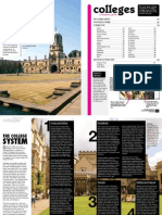 Oxford Colleges Prospectus