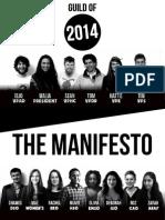 Full Manifesto