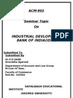 idbi.seminar.doc