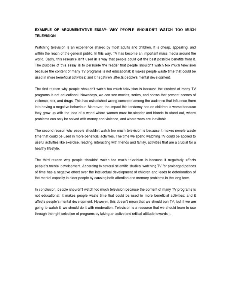 Global war against terrorism essay