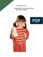 Raport Special Cum Sa Intelegi Modul in+Care Banii Afecteaza Dezvoltarea Copilului