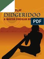 How to Play Didgeridoo