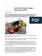 Illegale Fischerei-Interpol startet globale Initiative gegen kriminelles Milliardengeschäft