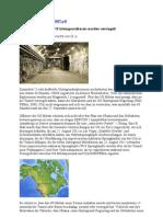 Tunnel Zu Mindestens 13 Untergrundbasen Wurden Versiegelt