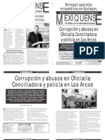 Versión impresa del periódico El mexiquense 4 marzo 2013