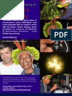 Electro Photon Imaging of Ayahuasca Ceremony - Cosmic Mind (09-2012)