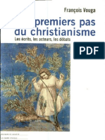 Les premières pas du christianisme