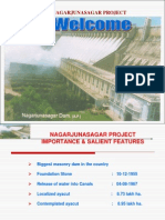 4. Presenatation on Nagarjunasagar Project (Nsp)