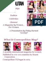 Cosmopolitan Presentation