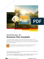Business Plan Templates s