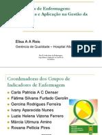 Indicadores de Enfermagem importancia e aplicação na gestão da assistencia1