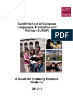 Erasmus Module Catalogue