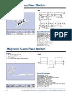 Magnetic Alarm
