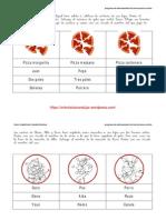 Programa de Entrenamiento de Instrucciones Escritas Fichas 1 10