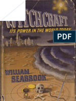WB Seabrook - Witchcraft Its Power in the World Today