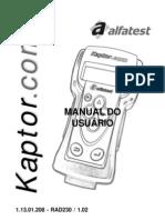 Manual Do Usuario Kaptor.com