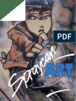 Spraycan art 1982 Happy birthday