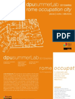 Rome Occupation City. ©2012 series
