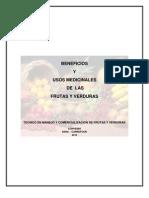 Beneficios y Usos de Las Frutas Carrefour 2012