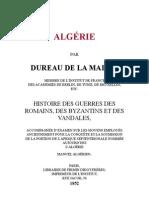 Algerie Dureau de La Malle