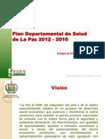 Plan Departamental de Salud 27082012