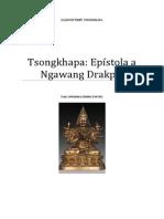 Tsongkhapa Epístola a Ngawang Drakpa