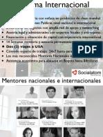 Presentación Socialatom Ventures Consolidacion