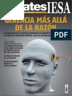 Debates IESA-XVII-1-Gerencia más allá-ene-mar-2012
