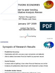 Peer to Peer Lending Analysis Conclusions