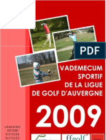 Vademecum de La Ligue 2009