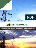 Eletroforja - Catalogo - Julho 2012