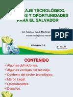 Reciclaje tecnológico. Desafíos y oportunidades en El Salvador.pdf