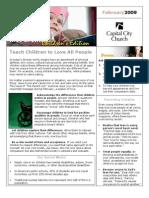200902 Newsletter and Calendar