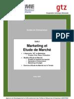 Marketing et Etude de Marché