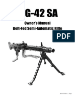 Mg 42 Semi Manual