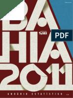 Anuário estatístico da Bahia - 2011
