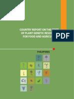 Philippines Plant Genetics Resources