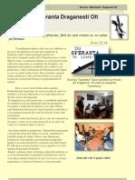 Scrisoare de informare ianuarie 2013