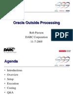 osp Process Oracle R11i