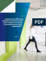Aplicare IFRS La Societati Listate