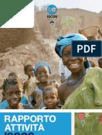 Rapporto Attività ISCOS 2010-2012